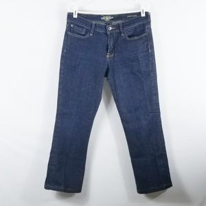 Lucky Brand Sweet' N Low Jeans Boot Cut Dark Wash